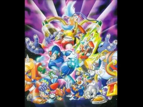 Mega Man X 3 - Volt Catfish (SNES + PSX Mash-Up)