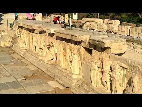 Theatre of Dionysus in Acropolis