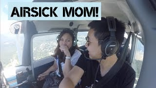 AIRSICK PASSENGER! HOTTEST DAY IN VANCOUVER!!!