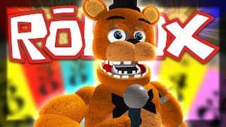 THE FREDDY FAZBEAR ROBLOX GAMESHOW!!