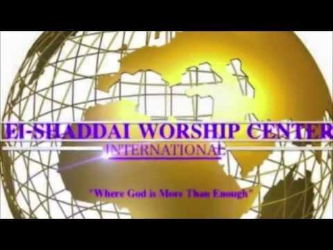 EL-Shaddai Worship Center Int'l Commercial