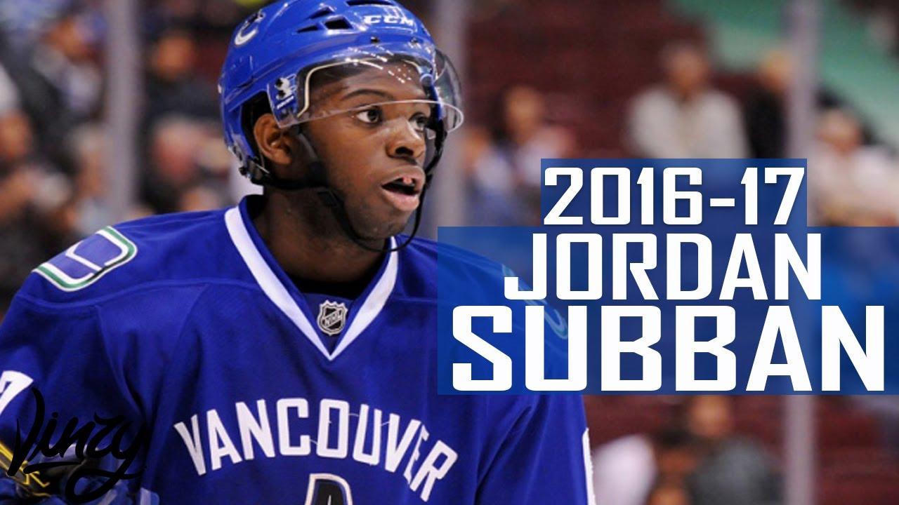 Jordan Subban Hockey Prospects Dobberprospects