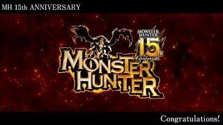 [MAD]MonsterHunter 15th Anniv. 海色