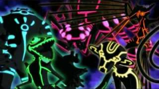 """Yu Gi Oh! 5Ds 2nd opening """"Last Train New Morning"""""""