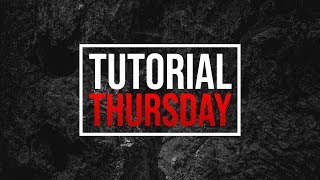 Tutorial Thursday EP1 - How To Make Your Kick Punch Through The Mix & Kick Top Layering Tips