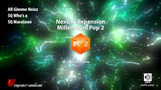 refxcom Nexus² - Millennium Pop Vol2 Expansion Video