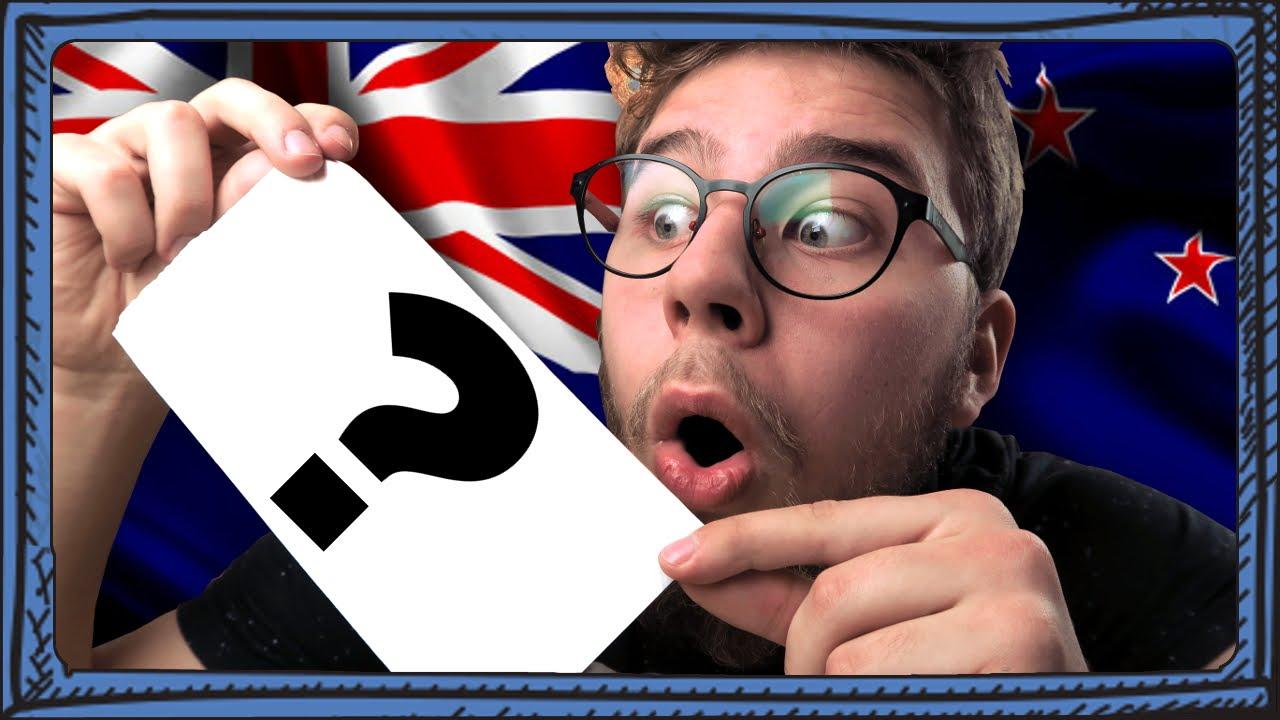 Zamach Nowa Zelandia Film Facebook: Nowa Flaga Nowej Zelandii !