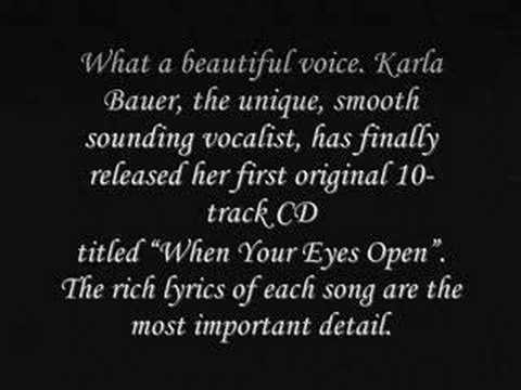 Karla Bauer - The Best Music Artist By Far!