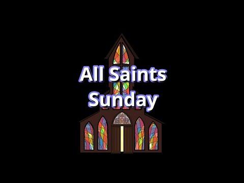 Abiding Savior Lutheran Church Sunday Service 2020.11.01
