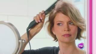 How To: Curl Short Hair | TSC