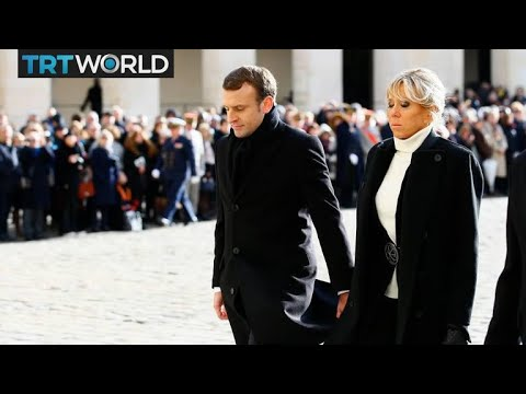 France's First Lady: Brigitte Macron popular for flouting protocol