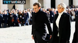 Frances First Lady Brigitte Macron popular for flouting protocol