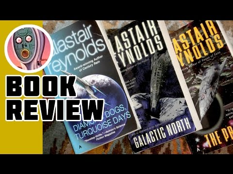Alastair Reynolds - Four Reviews