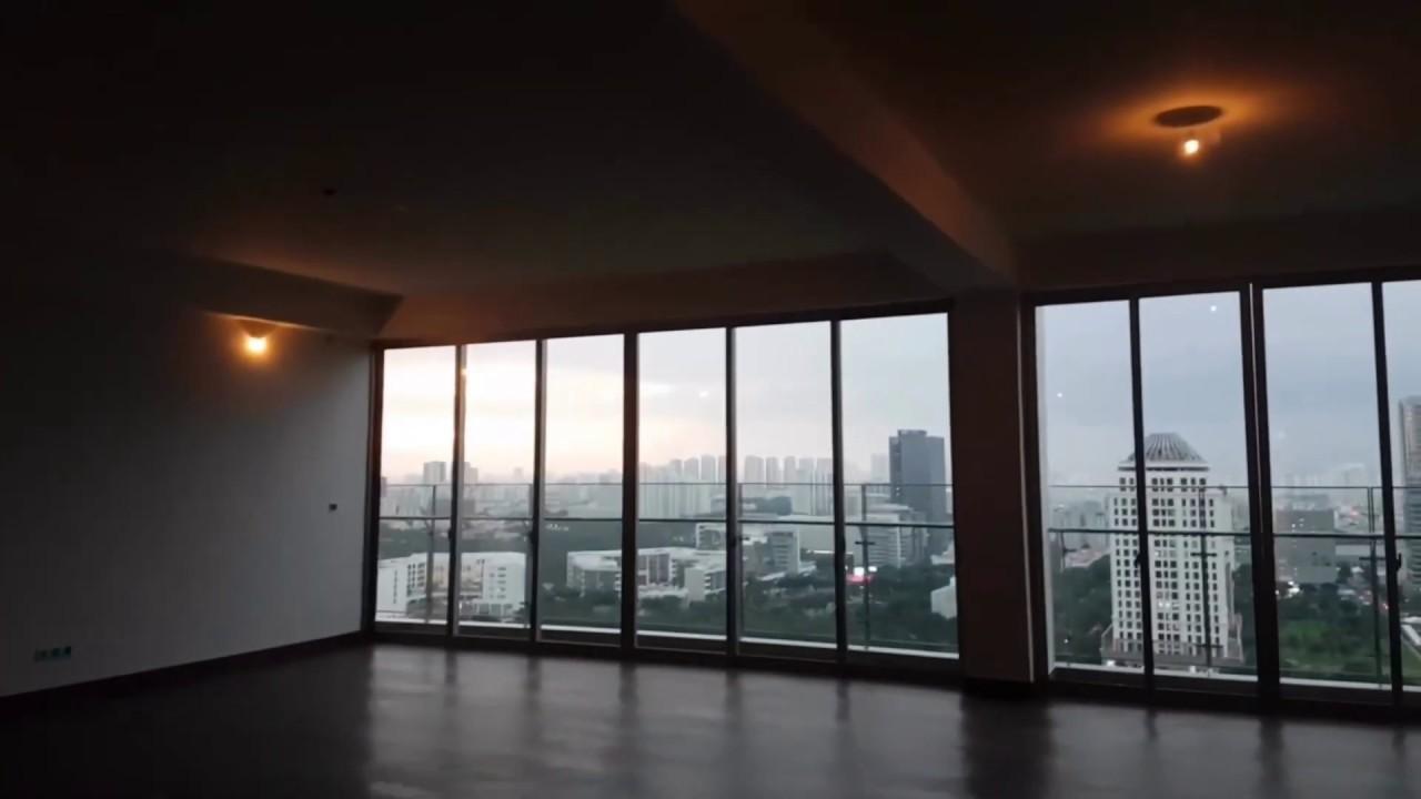 Penthouse The Grande Midtown cần bán. View sông và toàn cảnh Sài Gòn