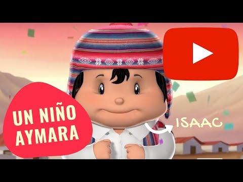 Isaac Un Niño Aymara | Serie Pichintún