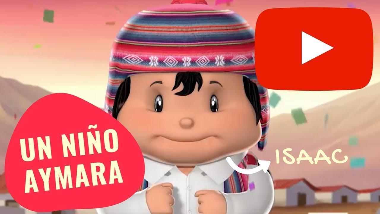 Isaac Un Niño Aymara Serie Pichintún