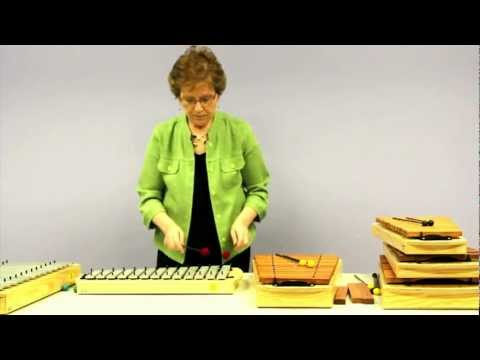 Studio 49 Orff Instruments 1000 Series Xylophones and Metallophones