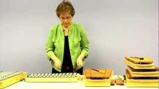 Studio 49 Orff Instruments 1000 Series Xylophones and Metallophones