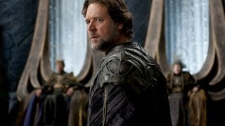 AMC Movie Talk - Jor El In A KRYPTON Superman Prequel? Why Batman May Not Fit With JUSTICE LEAGUE.