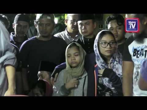 Jenazah Ary Malik Selamat Dikebumikan