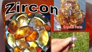 How to find Gemstones - ZIRCON | Liz Kreate
