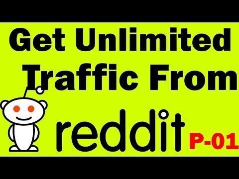 Reddit marketing | How to drive insane traffic with Reddit bangla | Reddit free traffic