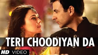 Ishkq In Paris Teri Choodiyan Da Video Song | Preity Zinta, Rhehan Malliek