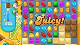 Candy Crush Soda Saga Level 505