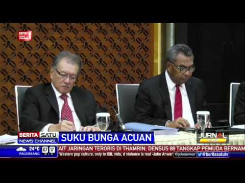 BI Turunkan Suku Bunga Deposito dan Lending Facility