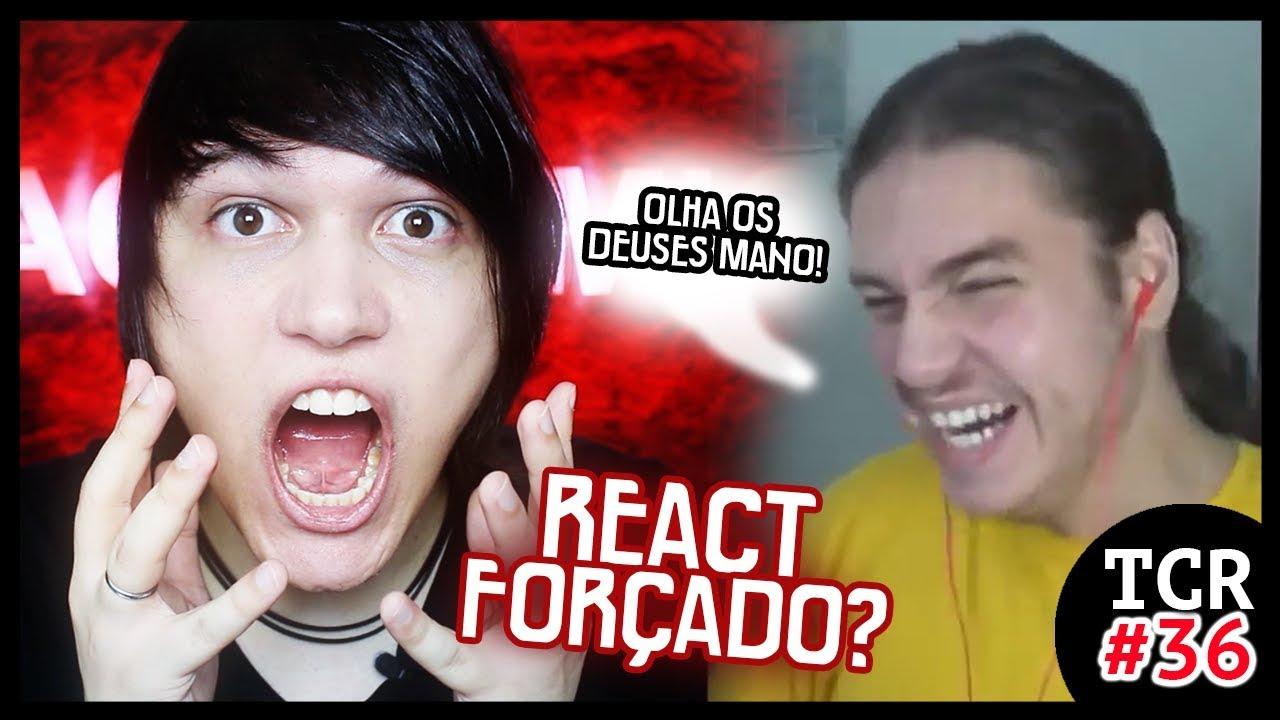 #TCR36 - TODO REACT É FORÇADO?
