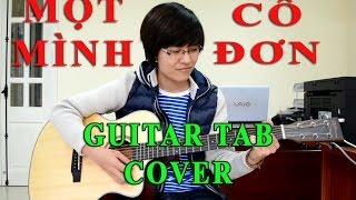 [Hợp âm Guitar] - Một Mình Cô Đơn - Sơn Tùng M-TP - cover Giang Thao