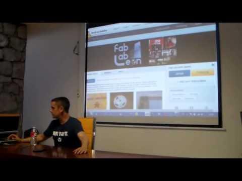 El Concepto Open Lab para todos los públicos en Fabricación Digital - Pablo Núñez