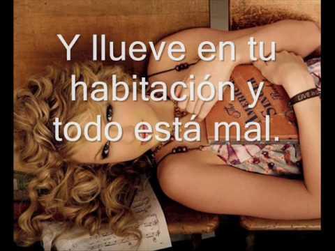 Taylor Swift - Forever and always subtitulada al español