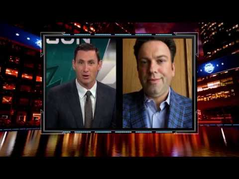 NHL Tonight:  Elliotte Friedman  breaks down the Karlsson trade  Sep 13,  2018
