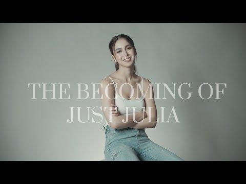 The Becoming of Just Julia | Julia Barretto
