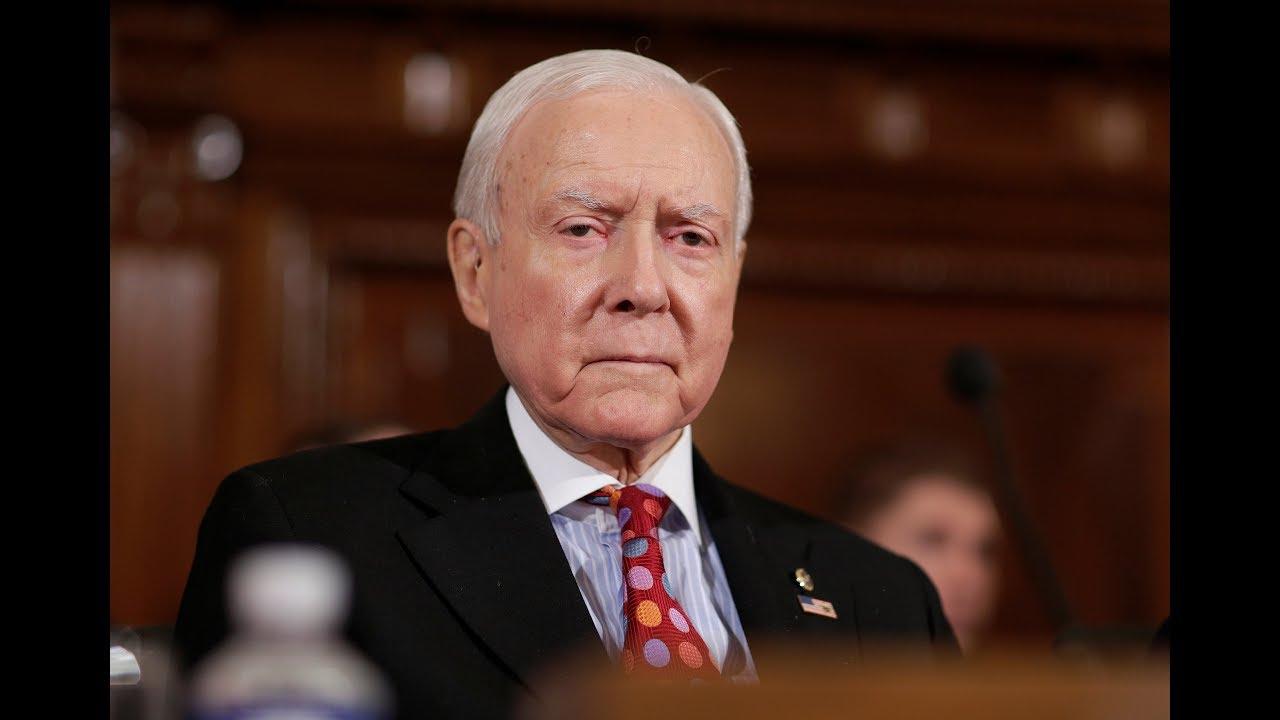 Hatch: Roe v. Wade being overturned is 'false concern' for Democrats