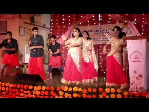 Knss youth wing malayalam remix dance