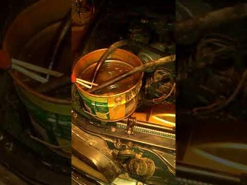 Промывка радиатора печки ортофосфорной кислотой