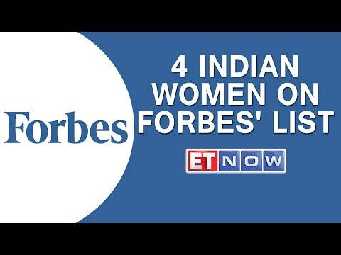 Forbes' 100 Most Influential Women In The World List