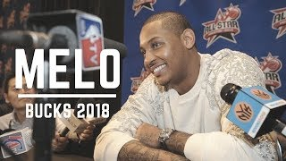 Melo Avoid The Milwaukee Bucks! Carmelo Anthony's Team Can't Get it Done NBA Trade Rumour Rebuild