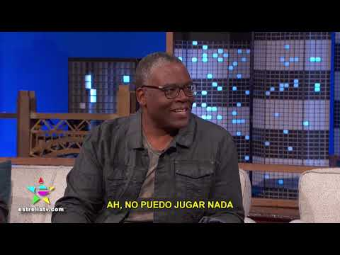 ENTREVISTA CON AMANDA FULLER Y JONATHAN ADAMS  NOCHES CON PLATANITO