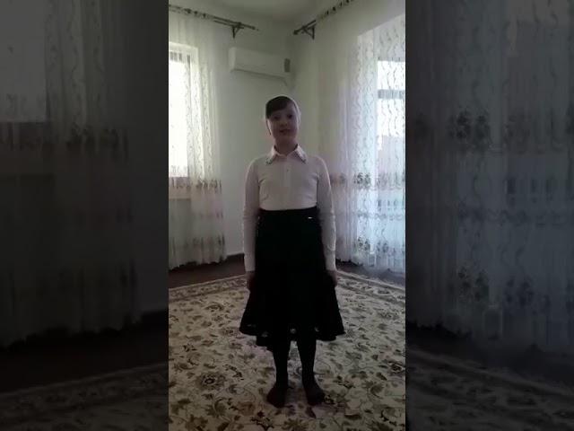 Изображение предпросмотра прочтения – СелимаАрсанукаева читает произведение «Наше царство» М.И.Цветаевой