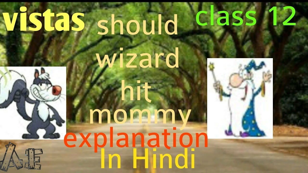 theme of should wizard hit mommy