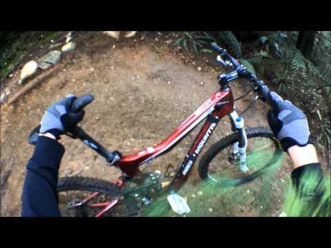 Mountain Bike - broken frame
