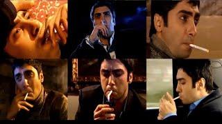 Polat Alemdar - Tüm Sigara İçme Sahneleri