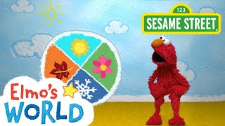 Sesame Street: Learn About the Four Seasons | Elmo's World