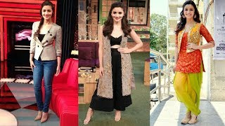 Alia Bhatt Fashion Designer dresses 2017