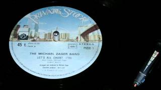 Michael Zager Band, Let
