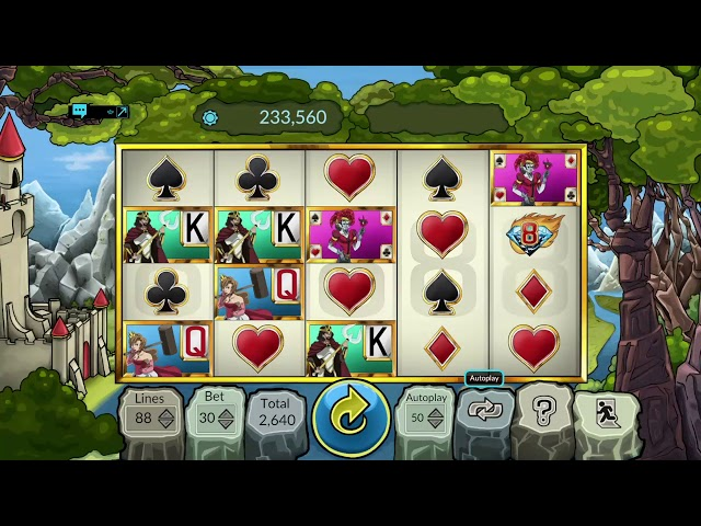 let's play The Four Kings Casino Slots
