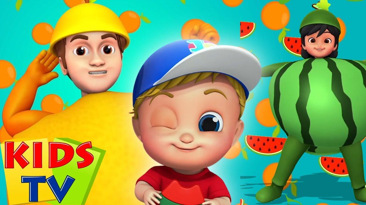 أغنية فواكه |  | اغاني الاطفال | رسوم متحركة | Kids Tv Arabic | أغنية الأطفال